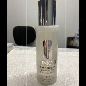 Gently used, Clinique Even Better Essence Lotion